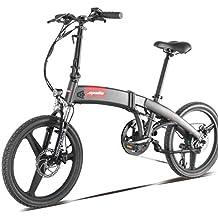 Smart S2, bicicletta elettrica pieghevole, 250 Watt