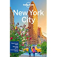 Lonely Planet New York City, English edition (City Guide)