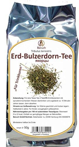 Erd-Burzeldorn - (Tribulus terrestris, Erdsternchen) - 50g