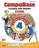 Campo base monodisciplina antropologico. Per la 4ª classe della Scuola elementare. Con e-book. Con espansione online: 1