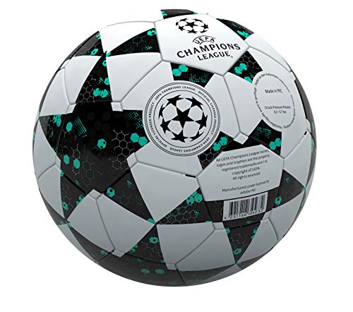 Mondo Champions League - Balón fútbol Costura, Talla