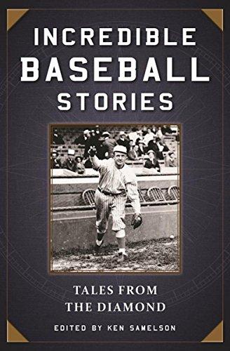 Walter Johnson Baseball (Incredible Baseball Stories: Tales from the Diamond (English Edition))