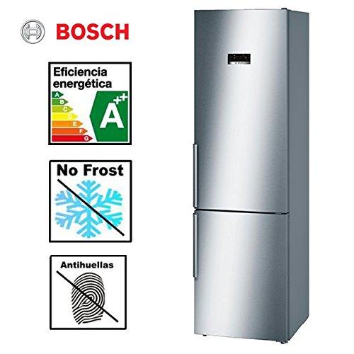 Bosch FRIGORIFICOS, Plata, 203 x 60 x 60