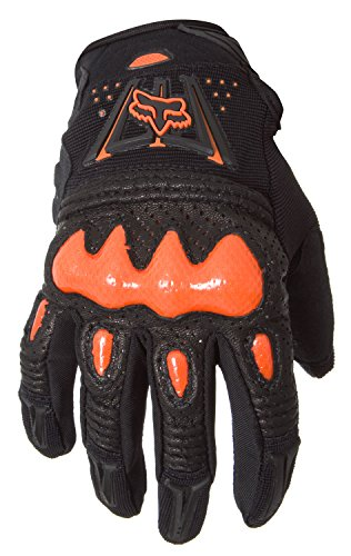 fox-herren-handschuhe-bomber-black-orange-l-mtb15s-03009-016