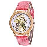 Uhren, Herrenuhren, Damenuhren, Mode lässig, wasserdicht Analog Quarz Kleid Armbanduhr mit Mesh Milanese Armband