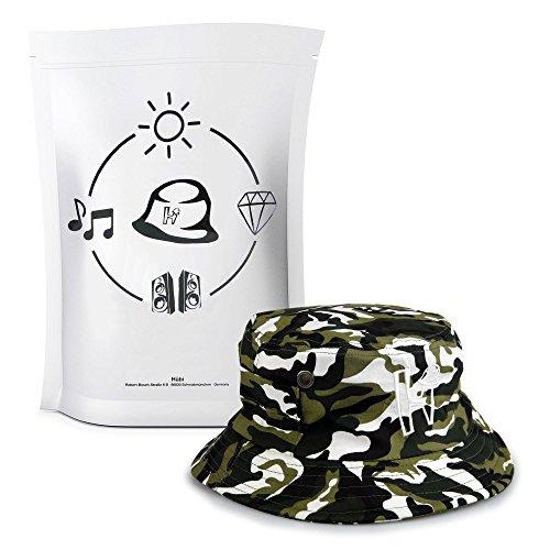 Huebi Huebi Bucket Hat/Fischerhut - Modern und stylisch durch den Sommer