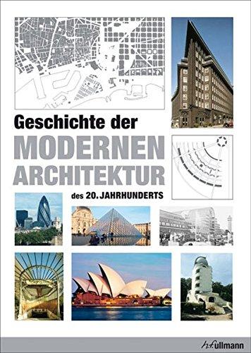 Geschichte der modernen Architektur des 20. Jahrhunderts (Kompaktwissen) Buch-Cover