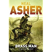 Brass Man (Agent Cormac) by Neal Asher (2010-11-05)