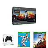 Pack Xbox One X PUBG + 2ème manette + Fifa 19 + Forza Horizon 4 + code Gears of War 4