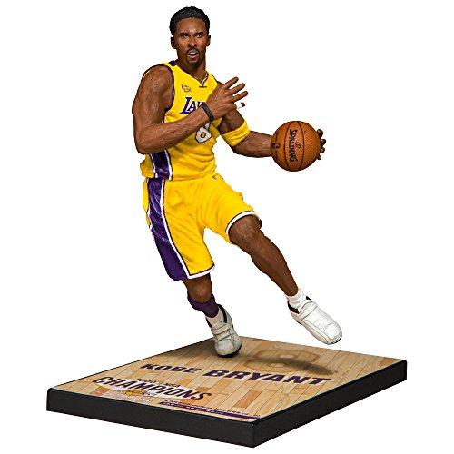 McFarlane NBA KOBE BRYANT #8 - Los Angeles Lakers Championship Series 2000 Figur