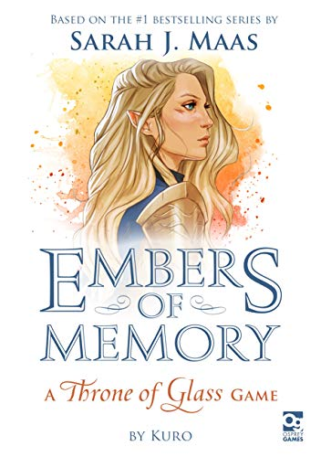 Embers of Memory: A Throne of Glass Game: The Card Game