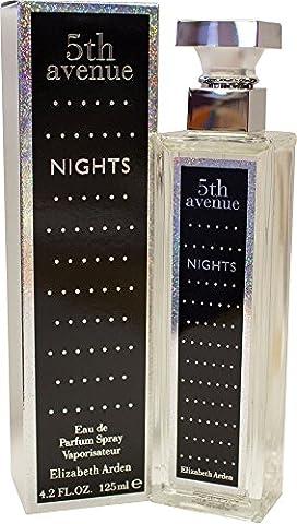 Elizabeth Arden 5th Avenue Night 125ml Eau de parfum en flacon vaporisateur pour femme avec sac