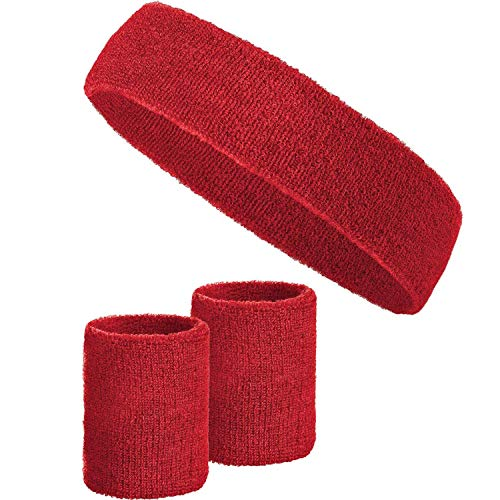 YULIXIN Sweatband Set