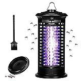 XJYA Électronique Tue Mouche éléctrique,Portable Lampe Moustique,Non Toxique,Pas...