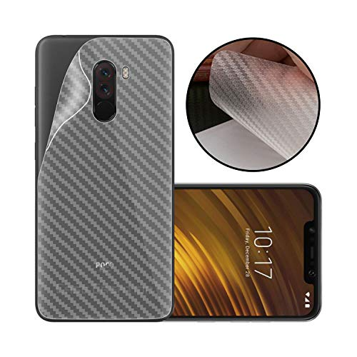 Case Creation Anti-Scratch Anti Fingerprint 3D Skin Back Sticker Paste Rear 360 Full Coverage Protection Case Scratch Proof Screen Guard Cover for Xiaomi Redmi Mi Series 2018