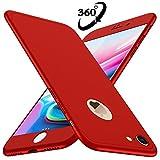Coque iPhone 7 Losvick Housse PC Matière [360 degrés Protection] 3 en 1 Ultra Étui...
