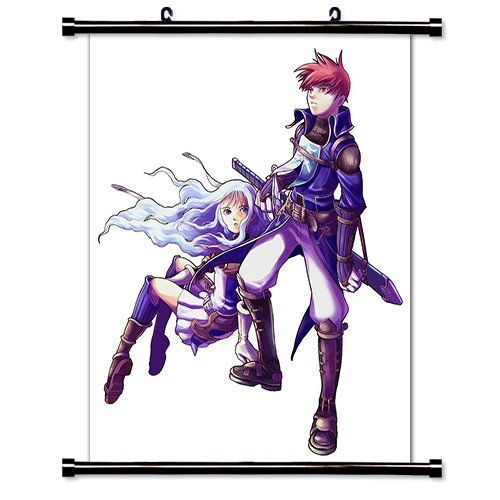 Preisvergleich Produktbild CIMA the Enemy Anime Fabric Wall Scroll Poster (16 x 20) Inches