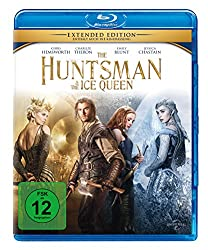 The Huntsman & The Ice Queen - Extended Edition [Blu-ray]
