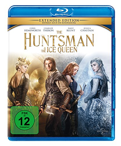 The Huntsman & The Ice Queen – Extended Edition [Blu-ray]