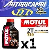 OLIO MISCELA MOTUL 710 2T