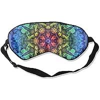 Colorful Artistic Hexagon Pattern Sleep Eyes Masks - Comfortable Sleeping Mask Eye Cover For Travelling Night... preisvergleich bei billige-tabletten.eu