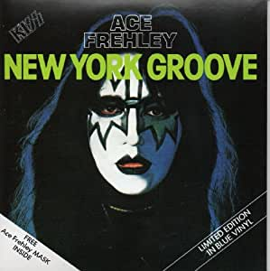 New York Groove 2-track CARD SLEEVE - 1 New York Groove 2 Snow Blind - Poster included - CDSINGLE