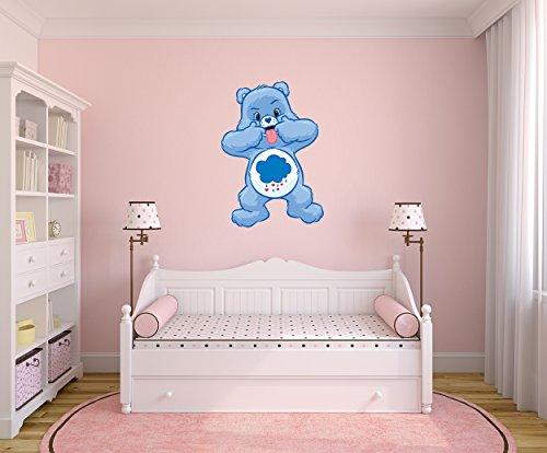 angry-bear-tongue-wallart-certified-freak-70-x-100-cm