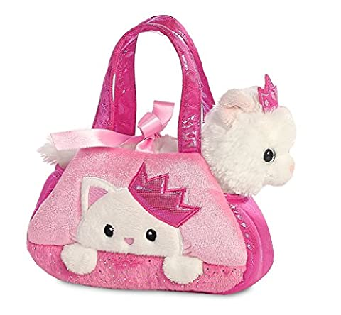 Aurora World 32791 Fancy Pal Peek-A-Boo Princess Kitty