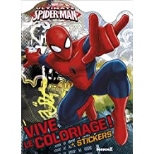 Marvel Ultimate Spider-Man - Vive le coloriage !