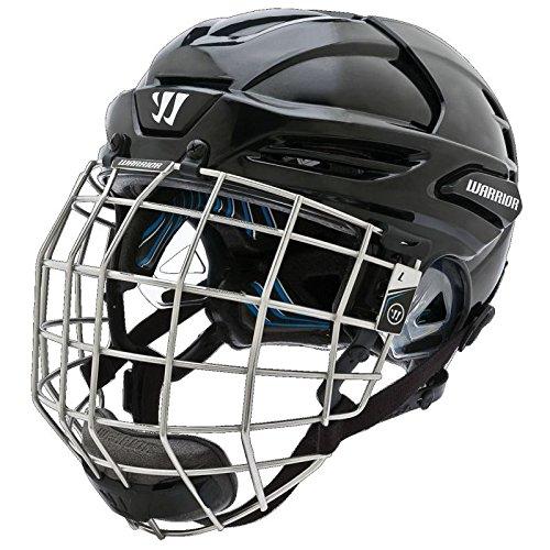 Warrior Pro Krown LTE Helm Combo Neues Modell Saison 14/15, Größe:S;Farbe:schwarz -