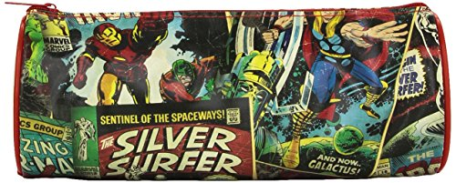 Marvel Comics Estuche para lápices Montage Retro