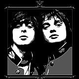 Pixda T-Shirt Pete Doherty & Carl Barât ::: Couleur: Vert Olive, Bleu Marine ou Noir ::: Tailles: S-XXL