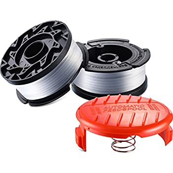 Spartacus String Trimmer Spool Cover Cap Fits Black /& Decker GL656 GL652