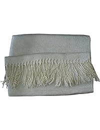 GFM - Increíble pashmina con estampado de cachemira, chal, pañuelo