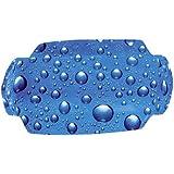 Kleine Wolke 5313769008 Nackenpolster Bubble, 32x 22 cm, marineblau