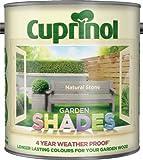 Cuprinol Garden Shades - Natural Stone (2.5L)