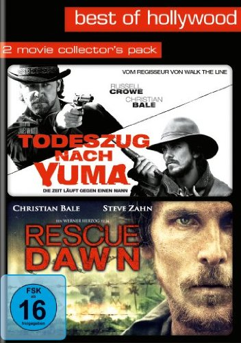 Auf Mann Dvd Filme Familie (Todeszug nach Yuma / Rescue Dawn - Best of Hollywood/2 Movies Collector's Pack [2 DVDs])