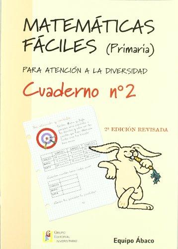 Matemáticas fáciles 2