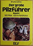 Der große Pilzführer IV. (5388 082). 582 Pilze