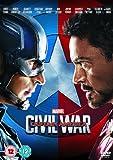 Captain America: Civil War [DVD] [2016]
