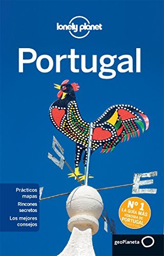 Portada del libro Lonely Planet Portugal (Travel Guide) (Spanish Edition) by Lonely Planet (2014-07-01)