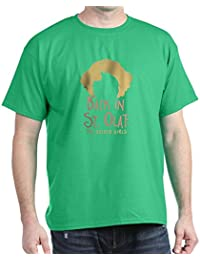 CafePress Back In ST Olaf T-Shirt - 100% Cotton T-Shirt