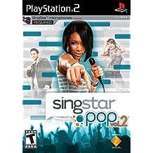 PlayStation 2 Console PS2 inkl. SingStar Deutsch Rock-Pop Vol. 2 & 2 Mikrofone [import allemand]
