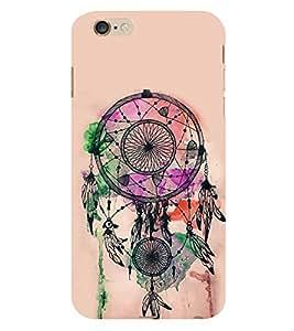 HiFi Designer Phone Back Case Cover Apple iPhone 6 :: Apple iPhone6 ( Indian Art Work Good Luck Charm )