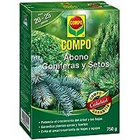 Compo 2655202011 Abono Coníferas Y Setos 750 G, ...