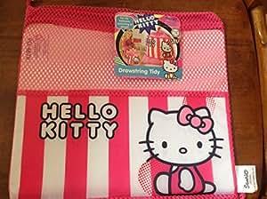 Hello Kitty Drawstring Clothes Bag Tidy