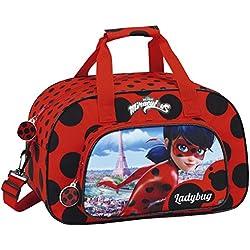 Safta 711702273 Bolsa, Ni&AmpNtildeAs, Rojo, 40 cm