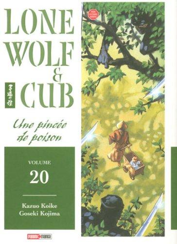 Lone wolf & cub Vol.20 par KOIKE Kazuo