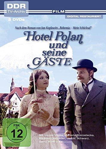 Hotel Polan und seine Gäste (DDR TV-Archiv) [3 DVDs] Preisvergleich