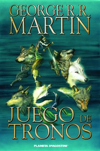 Juego De Tronos Nº 0104 Canción De Hielo Y Fuego Spanish Edition